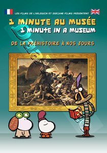 1 Minute In a Museum - From Prehistory to Today (DVD)