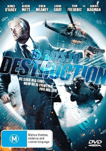 10 Days To Destruction (DVD)