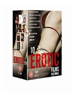 10 Erotic Films Volume 1 (DVD)