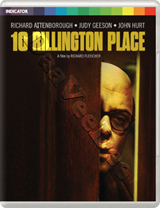 10 Rillington Place (1971)  (Blu-Ray)