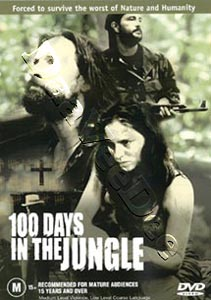 100 Days in the Jungle (DVD)