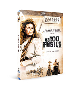 100 Rifles (Blu-Ray)