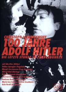 100 Years of Adolf Hitler - The Last Hours in the Bunker (DVD)