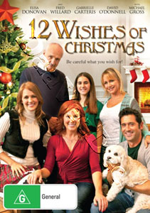 12 Wishes of Christmas (DVD)