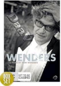 13 Films by Wim Wenders - 13 DVD Box Set (DVD)