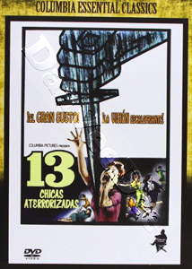 13 Frightened Girls! (DVD)