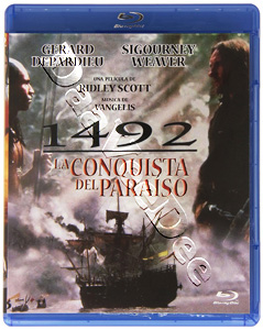 1492 - Conquest of Paradise  (1992) (Blu-Ray)