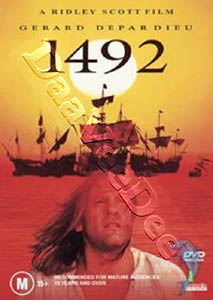 1492: Conquest of Paradise (DVD)