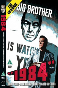 1984 (Original, 1956 version) (DVD)