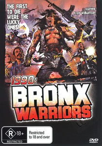 1990: The Bronx Warriors (DVD)