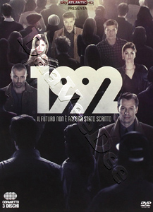 1992 (10 Episodes) - 3-DVD Box Set (DVD)