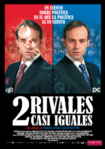 2 Rivales Casi Iguales (DVD)