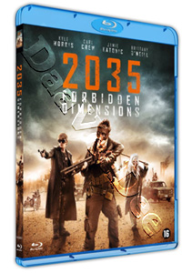2035: Forbidden Dimensions (Blu-Ray)