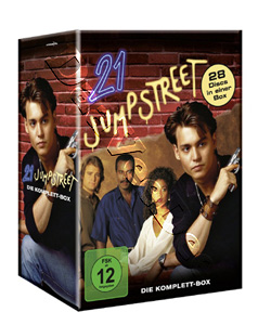 21 Jump Street (Complete Series) - 28-DVD Box Set (DVD)