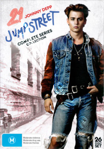 21 Jump Street (Complete Series) - 26-DVD Box Set