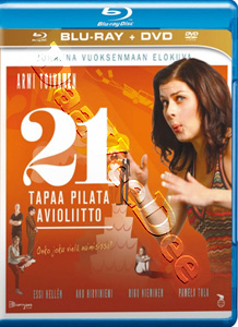 21 Ways to Ruin a Marriage (2013) (Blu-Ray)