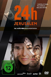 24 Hours Jerusalem - 8-DVD Box Set (DVD)