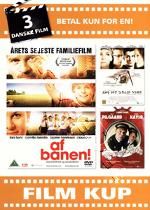3 Danish Films 3-DVD Set (DVD)