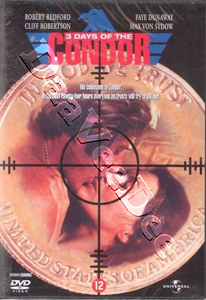 3 Days of the Condor (1975) (DVD)