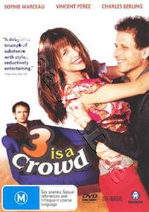 3 Is A Crowd (DVD)