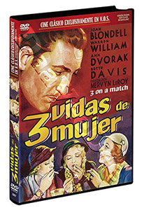 3 on a Match (DVD)