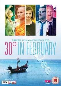 30 Degrees in February - 4-DVD Set (DVD)