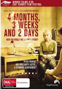 4 Months, 3 Weeks and 2 Days (DVD)