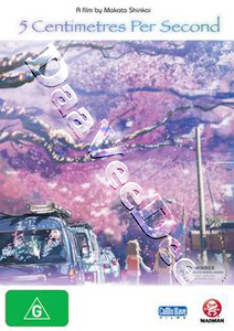 5 Centimeters per Second (DVD)