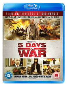 5 Days of War (2011) (Blu-Ray)