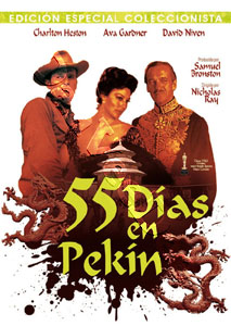 55 Days in Peking (1963) (DVD)