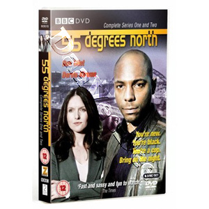 55 Degrees North - Series One & Two - 5-DVD Box Set (DVD)