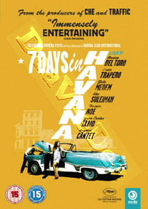 7 Days in Havana (DVD)