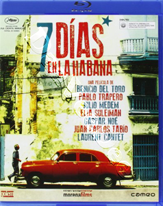 7 Days in Havana (2012) (Blu-Ray)
