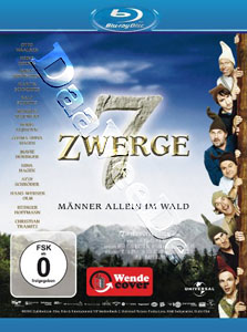 7 Dwarves - Men Alone In The Wood (Blu-Ray)