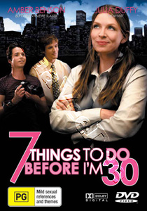 7 Things to Do Before I'm 30 (DVD)