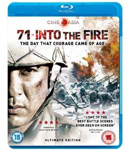 71: Into the Fire (Blu-Ray)