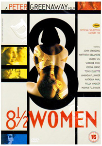 8 and 1/2 Women (DVD)