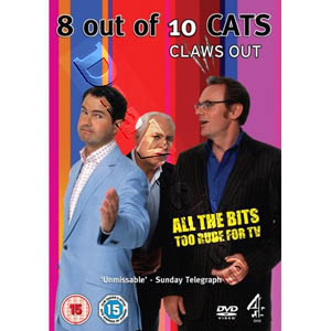 8 Out of 10 Cats: Claws Out (DVD)