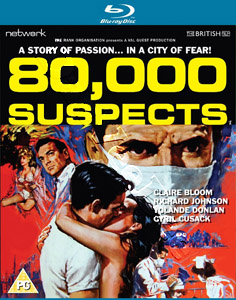 80,000 Suspects (1963) (Blu-Ray)