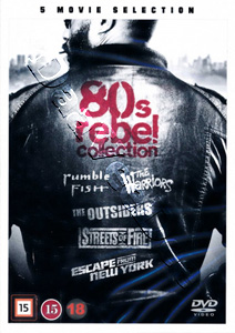 80's Rebel Collection 5-DVD Set