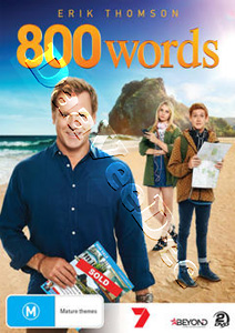 800 Words (Series 1) - 2-DVD Set (DVD)