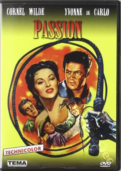 Yvonne De Carlo passion