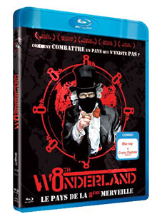 8th Wonderland  (2008) (Blu-Ray)