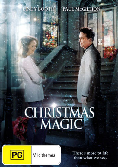 Christmas-Magic-NEW-PAL-Cult-DVD-John-Bradshaw-Lindy-Booth-Paul    Paul Mcgillion Christmas Magic