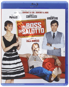 A Boss In The Living Room (2014) (Blu-Ray)
