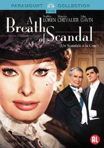 A Breath of Scandal (DVD)