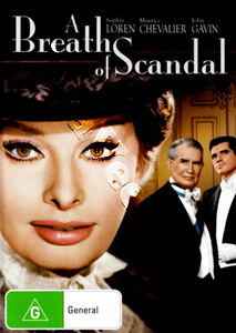 A Breath of Scandal (1960)  (DVD)