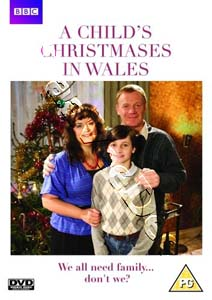 A Child's Christmases in Wales (DVD)