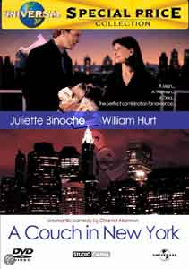 A Couch in New York (1996)  (DVD)