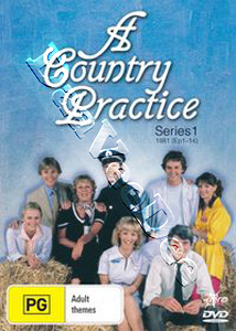 A Country Practice - Series 1 (Ep. 1-14) - 4-DVD Set (DVD)